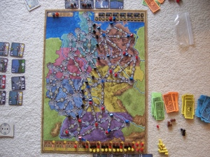 power-grid game
