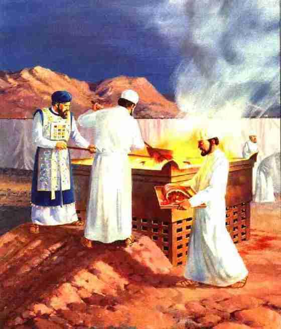 sacrifice-priests
