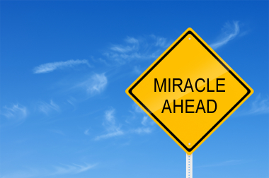 miracle ahead