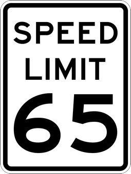 65 mph