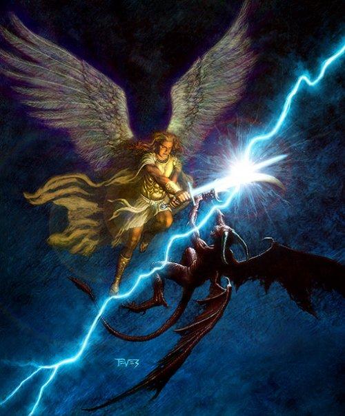 spiritual war